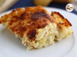 cuisine portugaise morue morue à la crème recette traditionnelle portugaise recette ptitchef