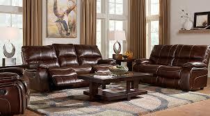 leather livingroom furniture brown leather sofa sets eosc info