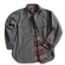 Flannel Shirts Flannel Lined Wool Button Shirts Johnson Woolen Mills