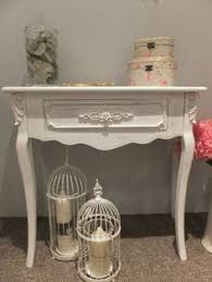 Shabby Chic Console Table Console Table Small 110 00 Furniture Pinterest