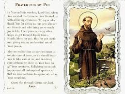 pet prayer prayer for my pet linen prayer card