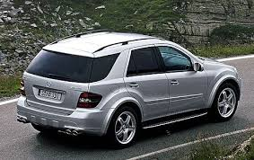 mercedes m suv used 2007 mercedes m class ml63 amg pricing for sale edmunds