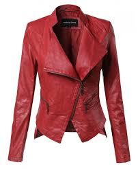 women s bicycle jackets women u0027s bike rider moto leather jacket fashionoutfit com