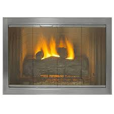lowes fireplace doors indoor outdoor fireplace fireplace hearth