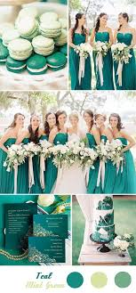 teal wedding fabulous july wedding colors 1000 ideas about wedding colors teal