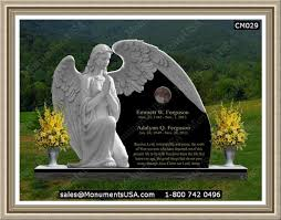 how much does a headstone cost garden statue