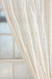 curtain with gold confetti for the home pinterest gold