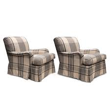 chairs french vintage overstuffed leather club chairs jean marc