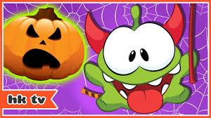 halloween om nom stories halloween special halloween cartoons