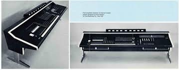 Recording Studio Desk For Sale by Fine Recording Inc Pioneers In High Fidelity Studio Recording