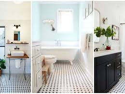 bathroom landscape vintage black and white floor full size bathroom landscape vintage black and white floor tile mosaic design