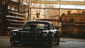hoonigan cars 1965 ford mustang hoonigan car hd wallpaper picsnook