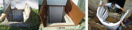 aquaguard systems inc basement entrances u0026 egress windows