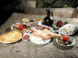 cuisine caucasienne cuisine du caucase caractéristiques et traditions