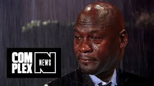 T Meme - michael jordan don t like the crying jordan meme youtube