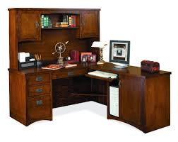 Mainstays L Shaped Desk With Hutch Multiple Finishes by Kathy Ireland Desks Hostgarcia