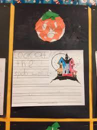 Long Halloween Poems Jack O U0027 Lantern The Kindergarten All Stars