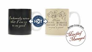 Harry Potter Marauders Map Harry Potter Heat Changing Mug Marauder U0027s Map Gamestop