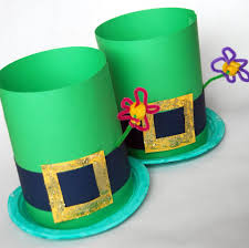 four cheap st patrick u0027s day crafts for kids