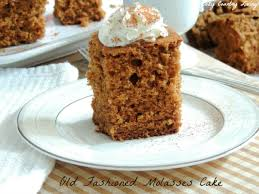 old fashioned molasses cake cozy country living