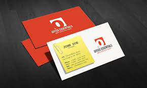 Catering Calling Card Design Free Business Card Templates Google