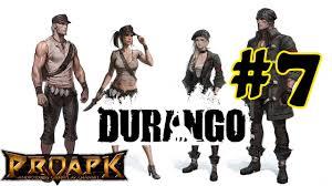 durango wild lands durango english ios android gameplay mmorpg by nexon cbt