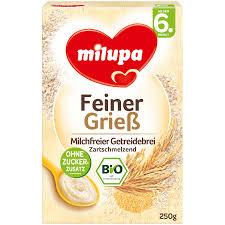 Rewe Bad Homburg Milupa Bio Getreidebrei Grieß 250g Bei Rewe Online Bestellen