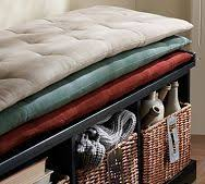 Indoor Bench Cushion Covers 32 Best Indoor Bench Seat Cushion Images On Pinterest Bench Seat