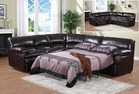 leather sectional sofa bed recliner images and photos objects