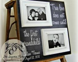 granddaughter gifts collectibles gifts for grandparents personalized picture frame custom 16x16