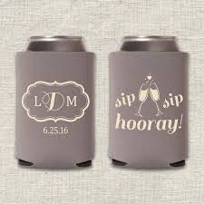 koozies for wedding sip sip hooray can cooler design pro in effingham il graphic