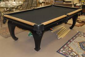 Pool Dining Tables With Vintage Black Dining Table Theme With - Pool dining room table