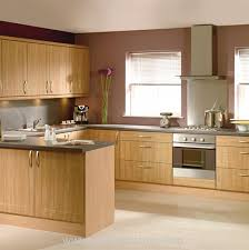 birch wood kitchen cabinets china customized birch wood veneer kitchen cupboards
