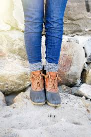 Duck Boots Mens Fashion How To Tie Bean Boots The College Prepster