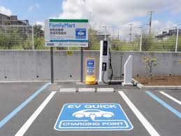 nissan leaf japanese to english japan has more car chargers than gas stations the japan times