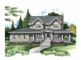 Open Floor Plan Country Homes 51 Best Country Charmers Images On Pinterest Country House Plans