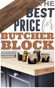 best 20 butcher block counters ideas on pinterest butcher block i share where i got all my kitchen countertops for less than 300 plus top diy butcher block