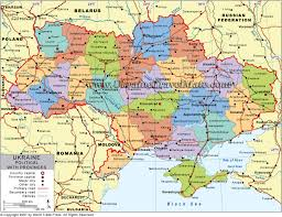 map ukraine ukraine map clickable maps of ukrainian cities and towns from
