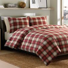 bedroom pattern plaid flannel sheets with pattern throw pillows