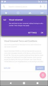 verizon visual voicemail android activate basic visual voicemail pixel pixel xl phone by