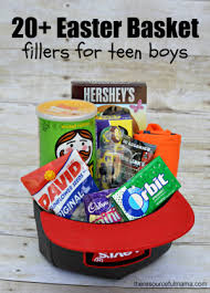 easter basket boy boy easter basket and 20 ideas for fillers