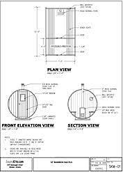 Backyard Sauna Plans by Saunakits Com