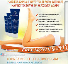 revitol hair removal cream u2013 is it the best hair removal solution