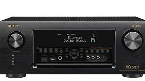 high end home theater receivers denon unveils first heos streaming receivers cnet