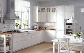 cuisine ikea en l traditional looks meet modern versatility ikea