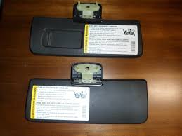 used saturn sun visors for sale