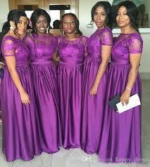 evening wedding bridesmaid dresses wedding bridesmaid dresses purple lace sleeves