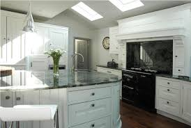 kitchens with white cabinets and granite countertops u2014 indoor