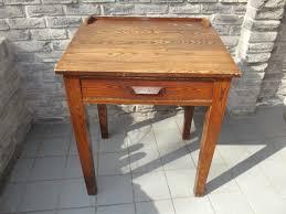 Antique Secretary Desk Value by Antique Oak School Desk Secondhand Pursuit