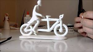 bicycle cake topper bicycle cake topper